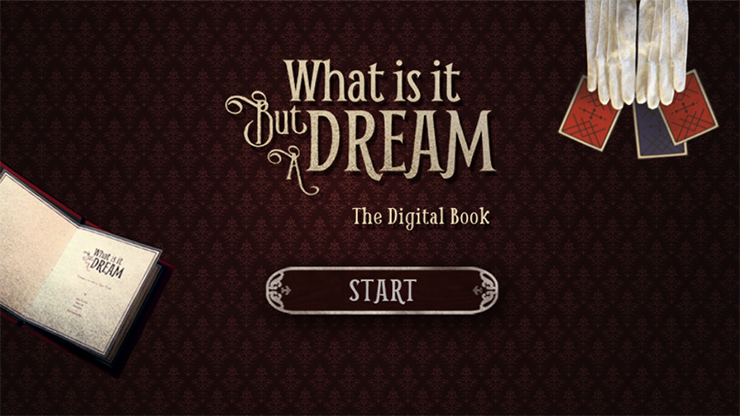 What is it but a Dream (Digital Book) 1